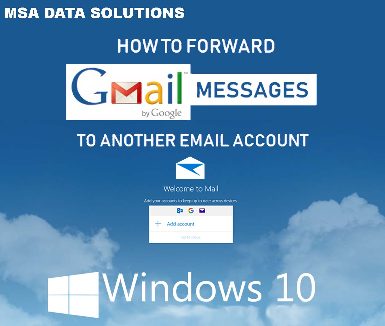 Forwarding Gmail Messages to Another Email Address